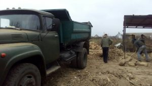 Уборка строительного мусора в Одессе