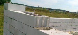Возведение стен и перегородок в Одессе