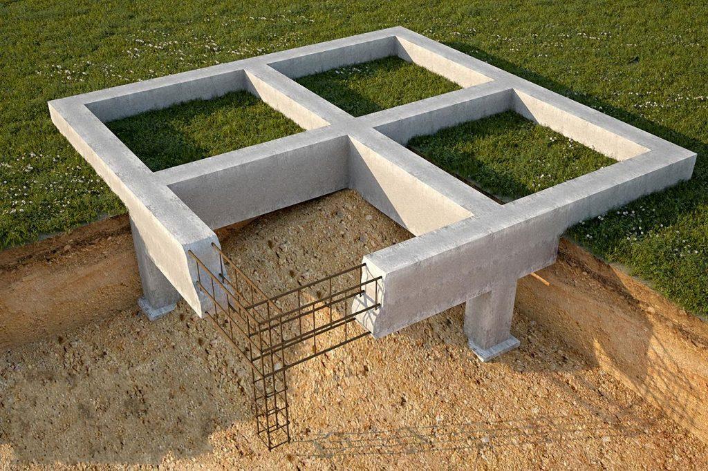 Как устроен фундамент