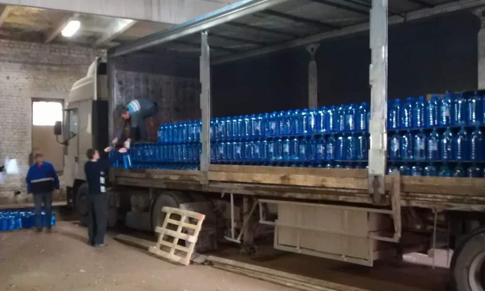 Разнорабочий на склад