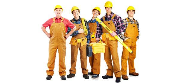Услуги разнорабочих для ремонтных работ