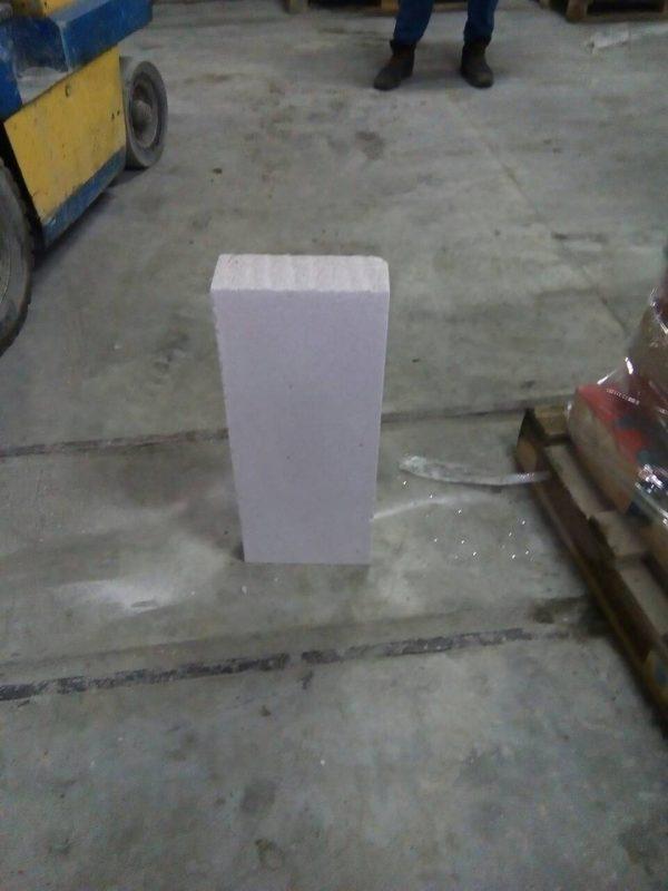 Газоблок перегородочный 60x40x20