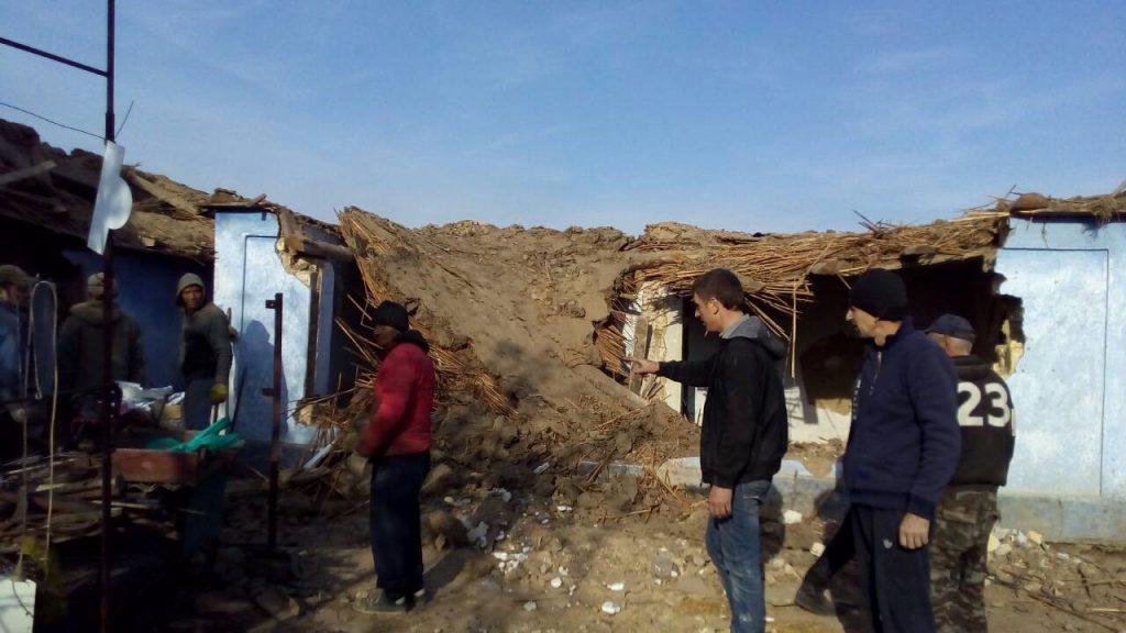 Демонтаж частных домов