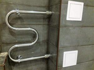 Подключение сантехнических приборов