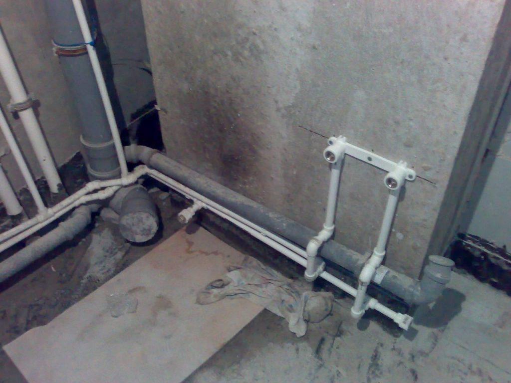 Прокладка водопроводных труб Одесса
