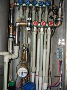 Разводка труб водопровода в квартире
