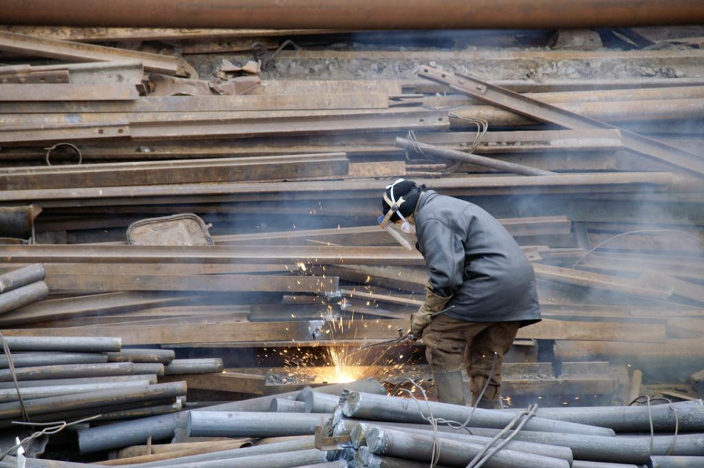 Демонтаж металла самовывоз в Одессе