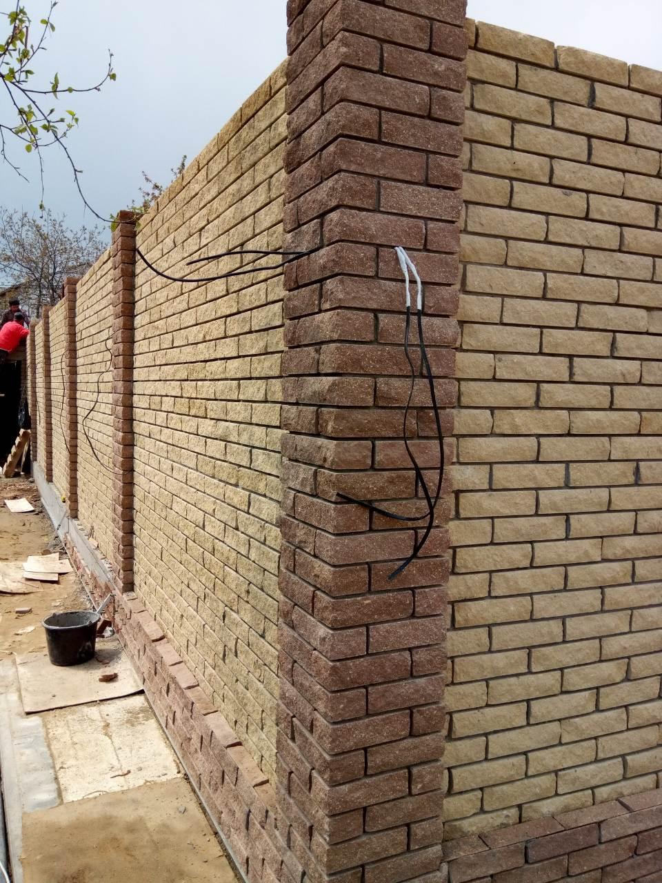 Облицовочный кирпич - Строительство и ремонт