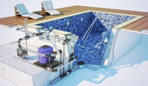 Строительство, проектирование бассейнов