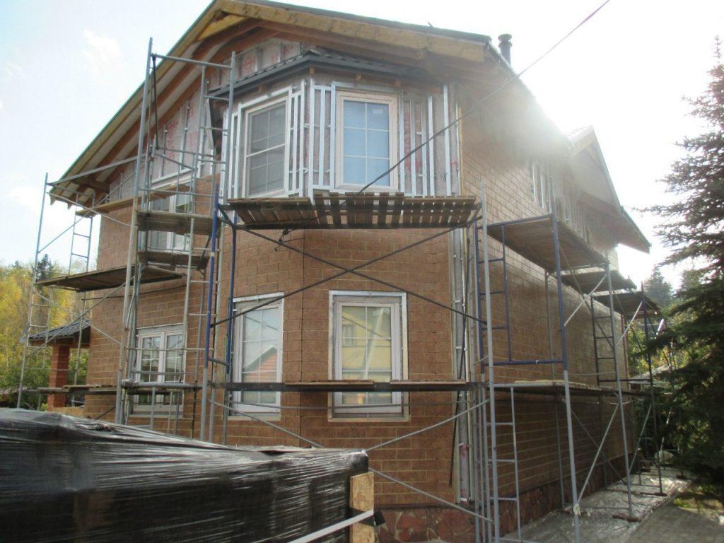 Строительство частных домов Одесса