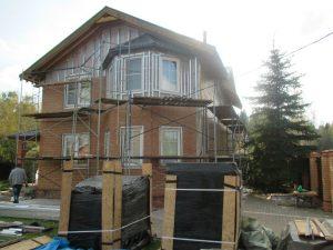 Строительство коттеджей в городе Одесса