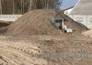 Строительство насыпного погреба