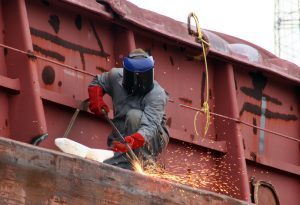 Резка металла на металлолом в Одессе