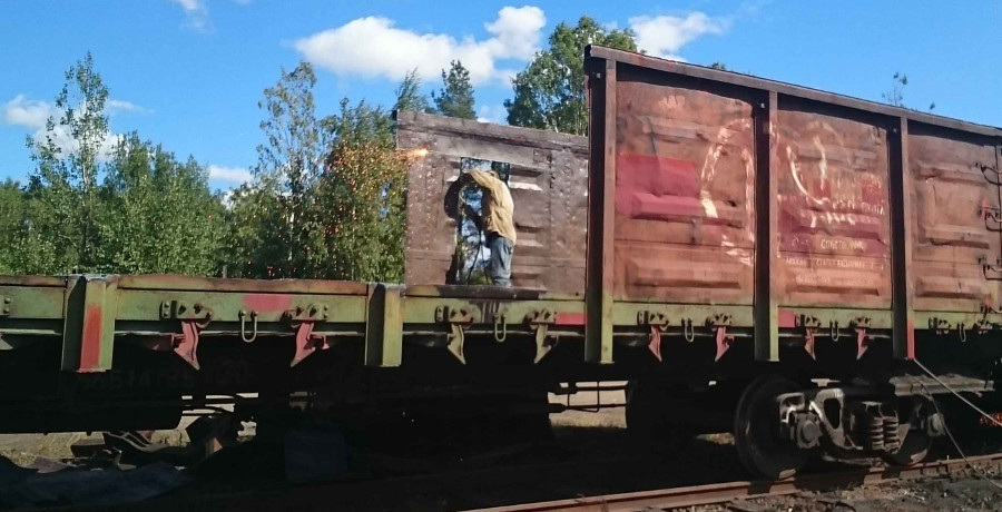 Резка вагонов Одесса