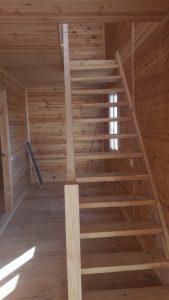 Строительство каркасных деревянных домов в Одессе