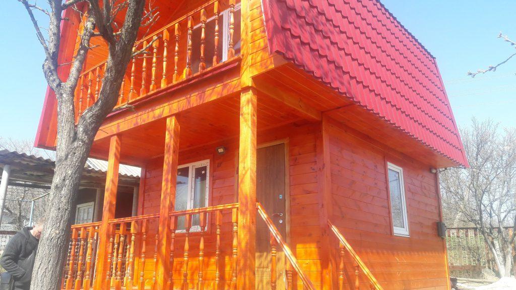 Строительство деревянных домов в Одессе