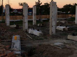 Демонтаж колонн Одесса