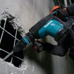 Демонтаж монолитных стен