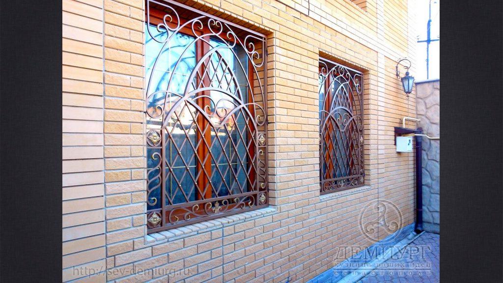 Решётки на окна в Одессе
