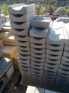 Водосток, изделия на складе
