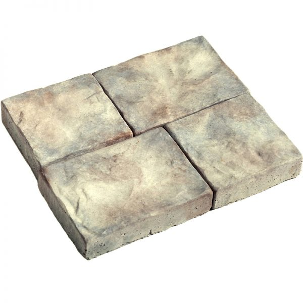 Плитка Старый Арбат серая