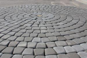 Плитка Старый город серая