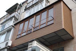 Расширение балконов Одесса