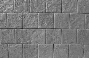 Тротуарная плитка МАНЕЖ - серая(30 мм)