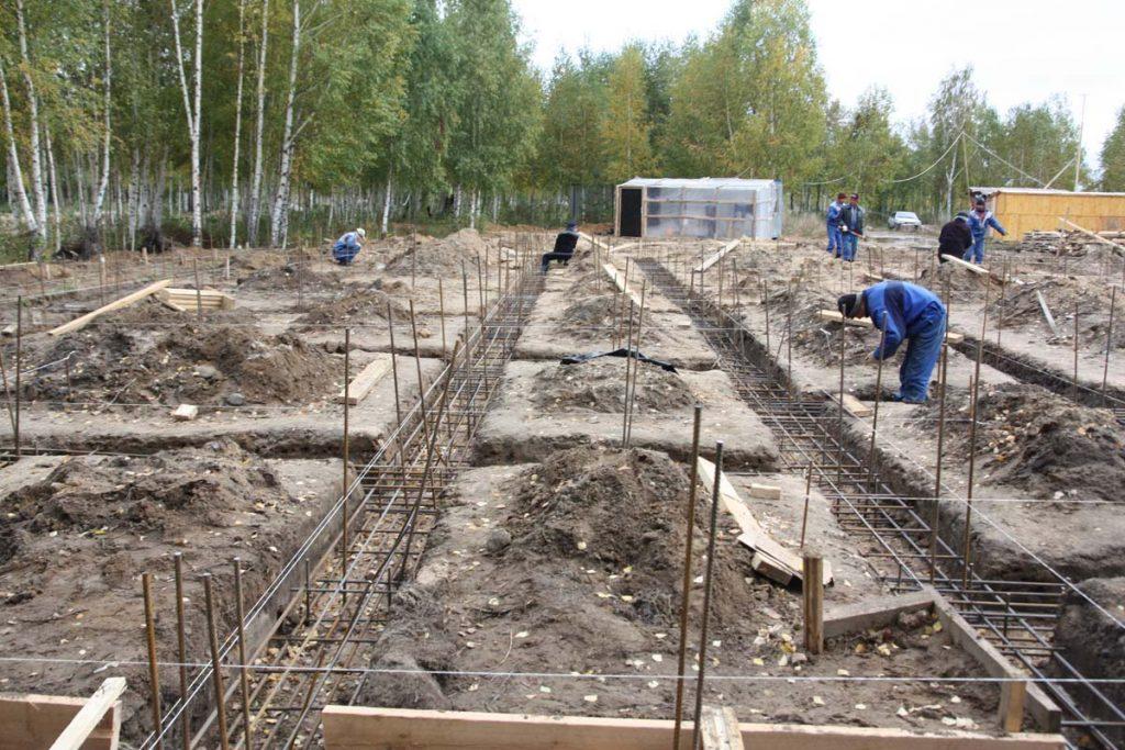Фундамент под ключ Одесса