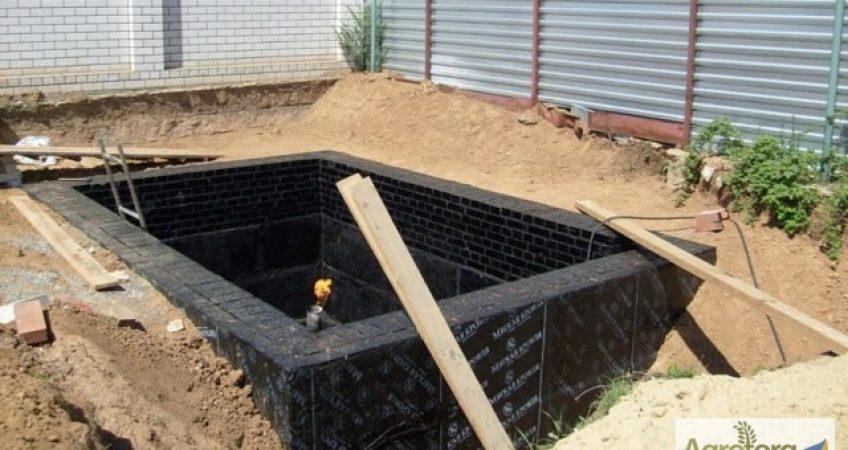 Строительство погребов в Одессе